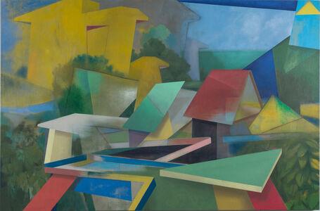 David Collins, 'Hitting Home', 2017