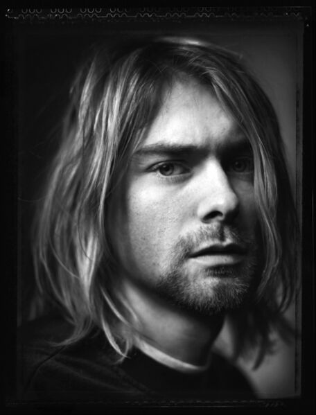 Mark Seliger, 'Kurt Cobain, Kalamazoo, Michigan', 1993
