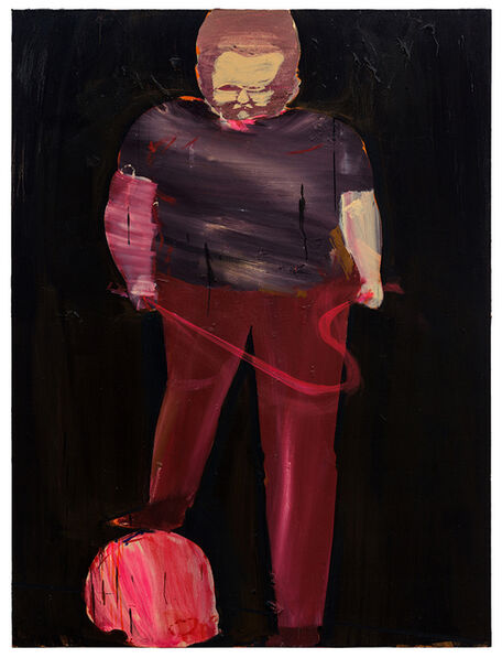 Ma Ke 马轲, 'Flogging the Corpse No.1', 2017