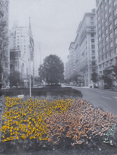 Kei Takemura, 'Thousands Flowers 1', 2014