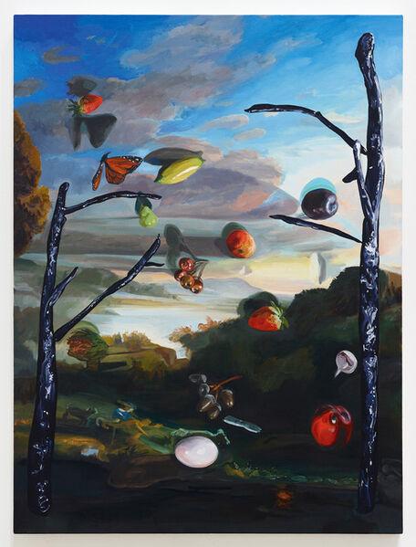 Emma Webster, 'Et in Arcadia ego', 2018