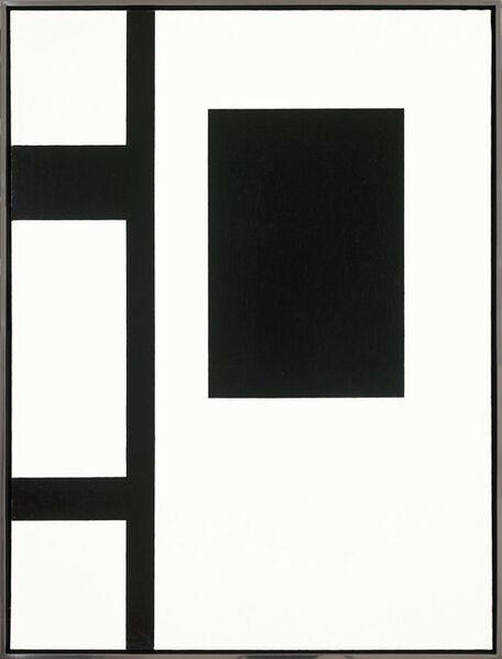 John McLaughlin (1898-1976), 'Untitled Composition', 1953