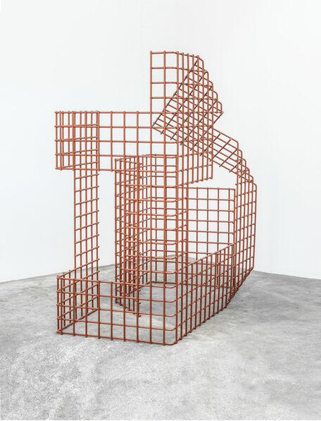 Jeff Lowe, 'Breathing Squares', 2015