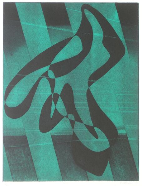 Stanley William Hayter, 'Loop (B/M 393)', 1978