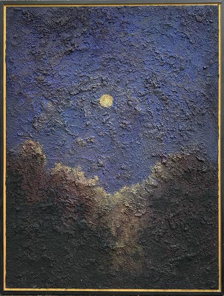 Donald Bracken, 'Walking on the Moon', 2019