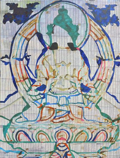 Zheng Guogu, 'Transformation of Shadakshari Lokeshvara', 2015