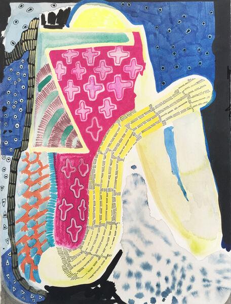 Mark Joshua Epstein, 'Youth's greatest fling', 2016