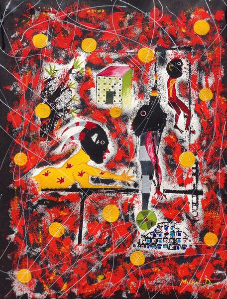 Michel Delgado, 'Tastes Like Fear', 2014