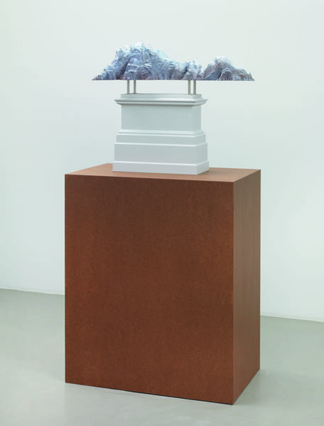 Mariele Neudecker, 'Fourth Plinth (It's Never Too Late And You Can't Go Back)', 2010