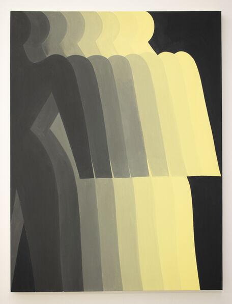 Denise Kupferschmidt, 'Yellow Shadow', 2018
