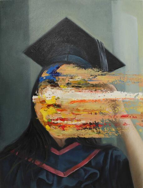 Yi-Hsin Tzeng, 'Wiping', 2018