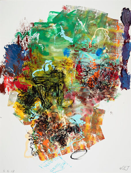 Oliver Lee Jackson, 'No. 4, 2017 (6.6.17)', 2017
