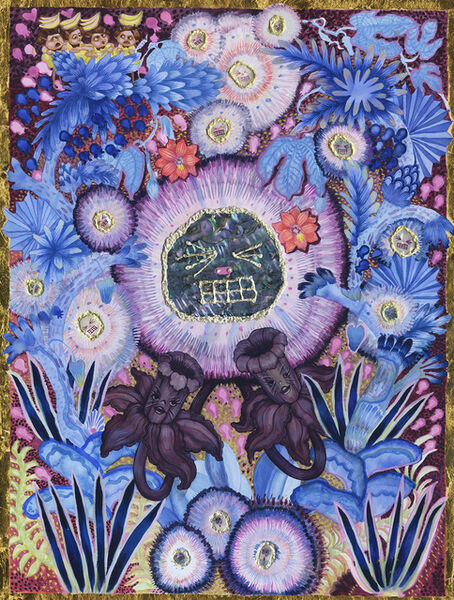 Larissa Bates, 'Yapa Spark with Hybrid Narcissus Hands', 2016