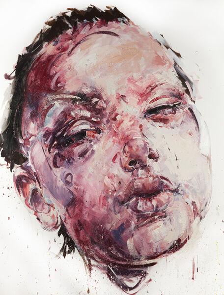 Philippe Pasqua, 'Philippine Portrait', 2010
