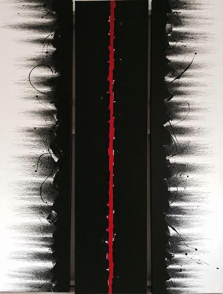 Golnaz Fathi, 'Untitled (triptych)', 2015