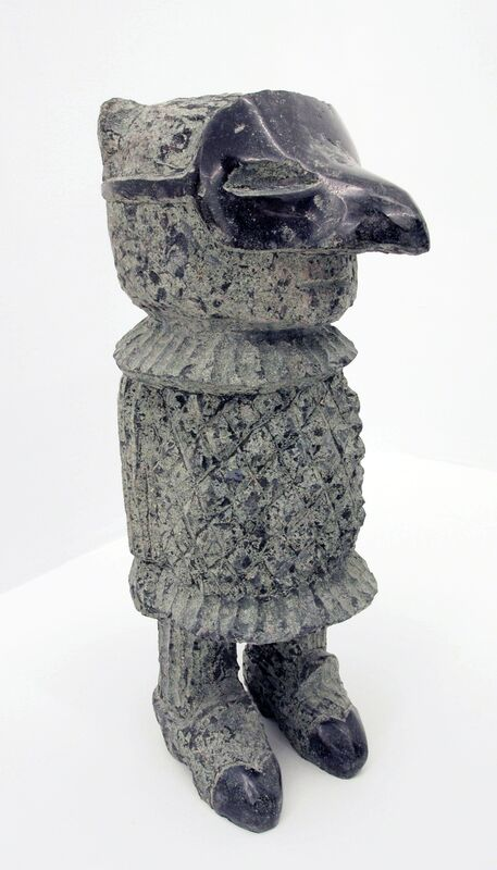 Stefan Rinck, 'Lucio', 2015, Sculpture, Diabas, GALERÍA ALEGRÍA
