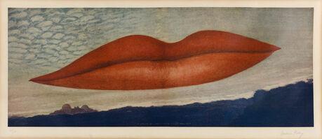 Man Ray, 'LES AMOUREUX (A L'HEURE DE L'OBSERVATOIRE) (A. 15)', 1970