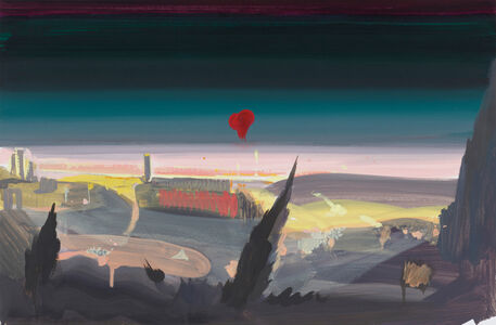 Hoin Lee, 'Fireworks Festival', 2017