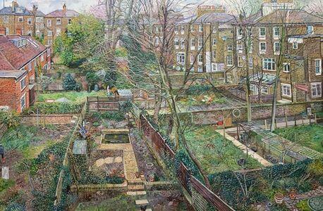 Melissa Scott-Miller, 'London Gardens, Early Spring', Contemporary