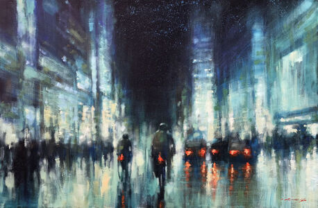 David Hinchliffe, 'After the Rain', 2019