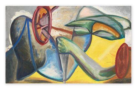David Smith (1906-1965), 'Untitled', 1934