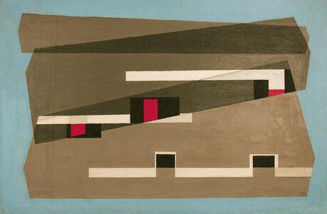 Balcomb Greene, 'Composition', 1937