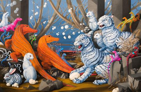 Laurie Hogin, 'Habitat Diorama (Las Vegas Anthropocene Allegory) ', 2020