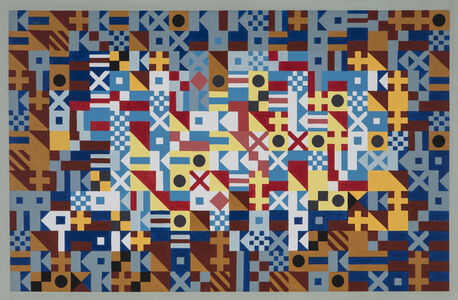 Eduardo Sanz, 'Pidiendo relaciones formales', 1976