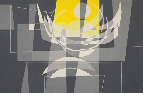 Leo Leuppi, 'Radiance', 1959