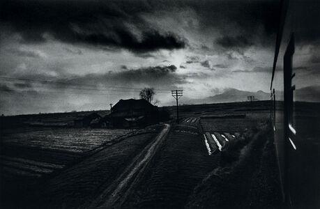 W. Eugene Smith, 'Landscape from Train, Japan', 1961-1962
