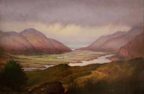 Peter Layne Arguimbau, 'Lady's View Ring of Kerry, Ireland', 2007