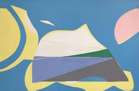 Beatrice Mandelman, 'Sun Series 13, B16', 1970