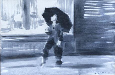 Luis Enrique Camejo, 'Bailando Bajo la Lluvia (Dancing in the Rain)', 2011