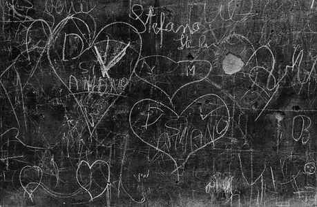 Gianni Berengo Gardin, 'Graffiti', 1960s