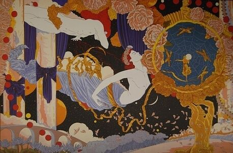 Álvaro Barrios, 'La Telerana Magica', 1990