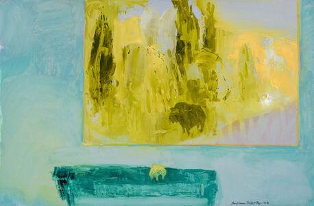 Mary Vernon, 'Buffalo Room', 2018