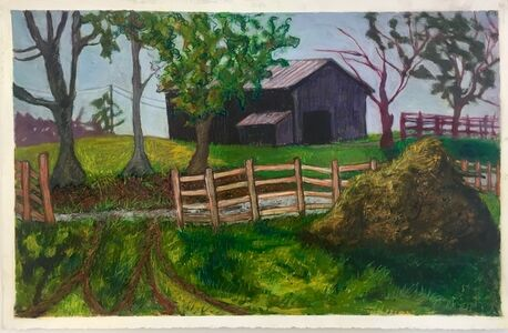Gina Phillips, 'Arbuckle Road (October 19, 2017)', 2017-2018