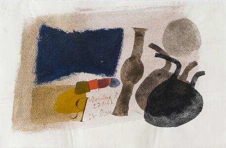 Julius Bissier, 'Rondine B 27.1.1962', 1962