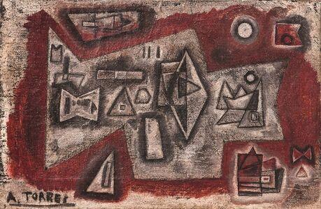 Augusto Torres, 'Blanco y Puzzoli', 1936