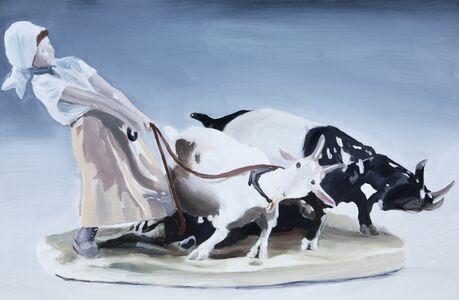Nick Farhi, 'The cattle-goat boogie', 2019