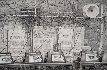 Laurie Lipton, 'Network', 2014