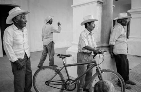 David Darby, ASC, 'Men of Zaachila, Mexico', 2008