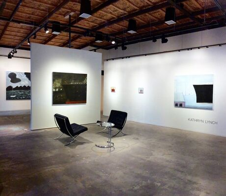 Kathryn Lynch : Shifting Scenes, installation view