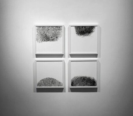 identity, installation view