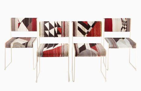 Betil Dagdelen, 'Set of Four Dining Chairs', 2013