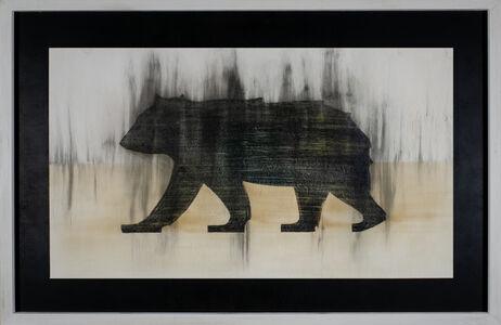 Joseph Rossano, 'Black Bear Walking', 2020