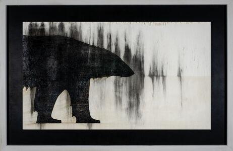 Joseph Rossano, 'Polar Bear In The Wind', 2020