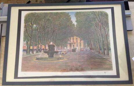 Rolf Rafflewski, 'Aix (Aix-en-Provence)', Unknown