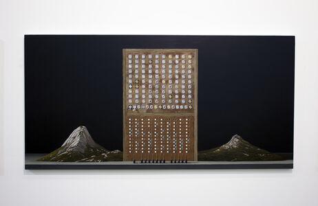 Michael Hight, 'Rakiura: Gog and Magog', 2016