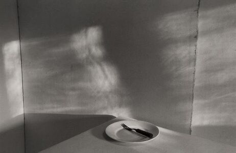 Lilo Raymond, 'Still Life of Plate and Fork', 1991 / 1991c